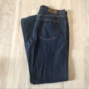Tommy Hilfiger Relaxed Straight Leg Jeans